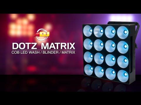 ADJ Dotz Matrix