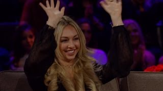 Bachelorette Corinne Olympios in the Hot Seat Part Three