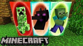 PORTALE DO: CREEPER, ENDERDRAGON, ZOMBIE - Minecraft