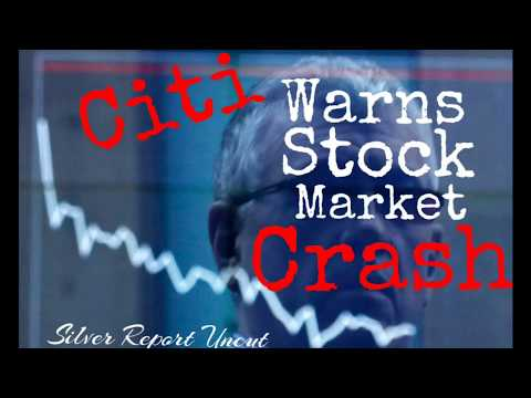 Every Time This Happened The Stock Market Crashed! Citi Warns of Economic Collapse 2017