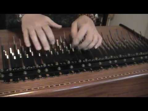 Under the Sea Array Mbira cover (NEW UPDATED VERSION on the 5 Octave! LINK BELOW!)