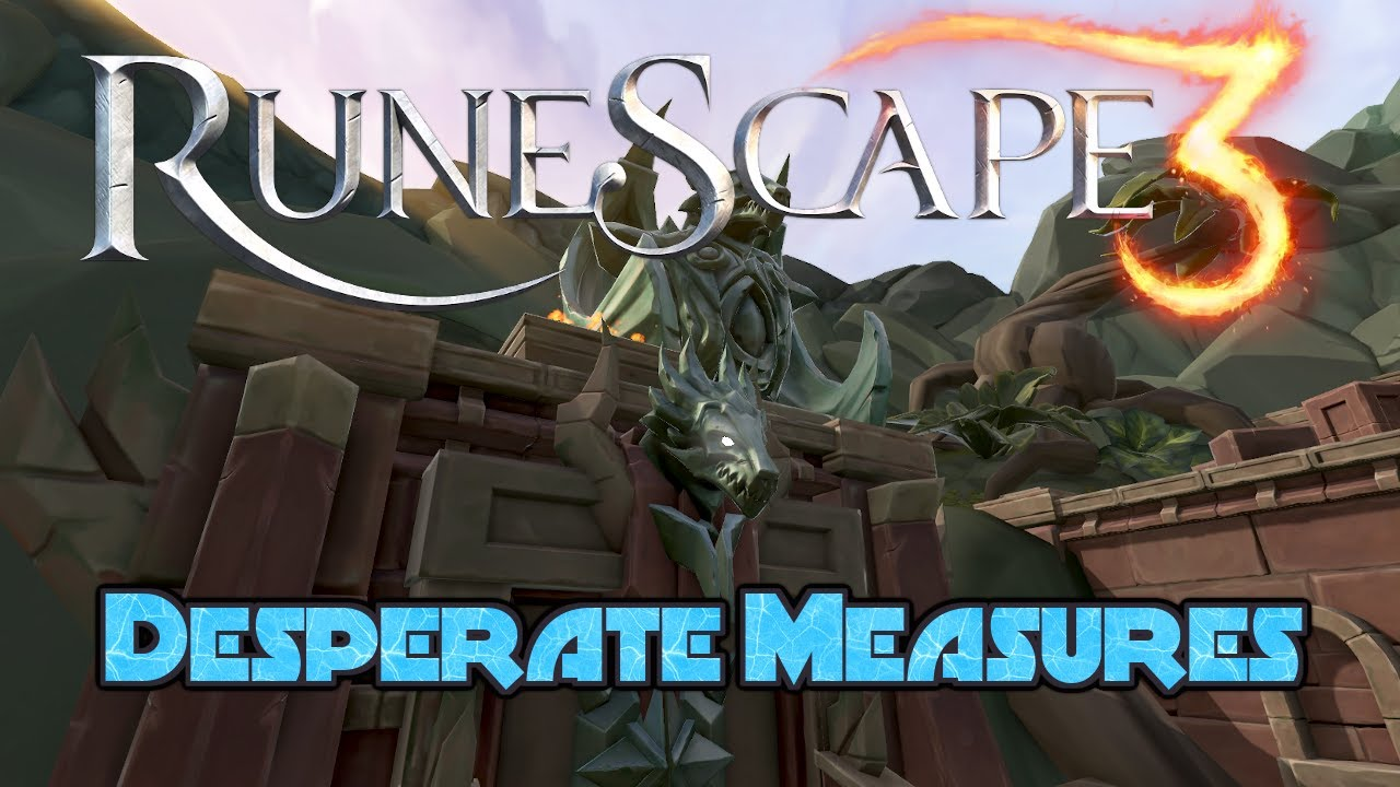 Rs3 Quest Guide Desperate Measures 2020 Normal Speed Runescape Youtube Completion of anachronia base camp tutorial. rs3 quest guide desperate measures 2020 normal speed runescape