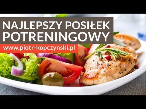 Posiłek Potreningowy - co najlepiej zjeść po treningu?