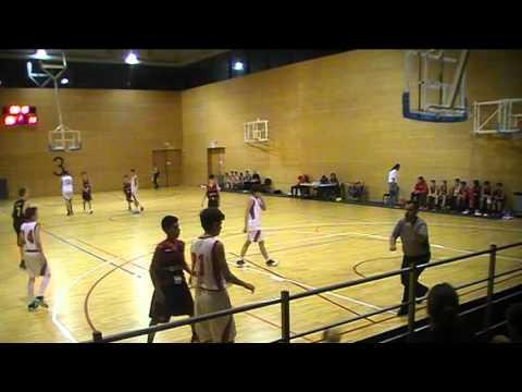 CBIUM Cadet Vermell - La Salle Manresa