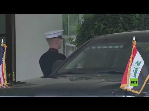 مصطفى الكاظمي يصل إلى البيت الأبيض للقاء بايدن  - نشر قبل 3 ساعة