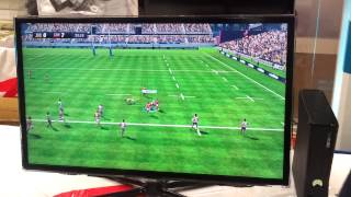 Rugby Challenge 2 Game Play #1 and Q&A with Tru Blu Rep