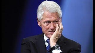 Экс-президент США Билл Клинтон снова в центре секс-скандала