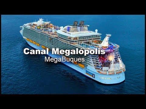 INTERNACIONAL (Royal Caribbean) Los Cruceros Más Grandes del Mundo