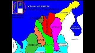 Region Caribe de Colombia.wmv