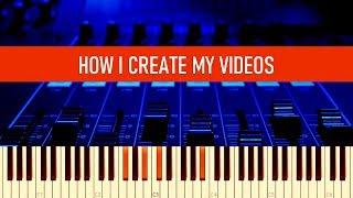 كيف يمكنني إنشاء مقاطع الفيديو الخاصة بي | جون م يشوع