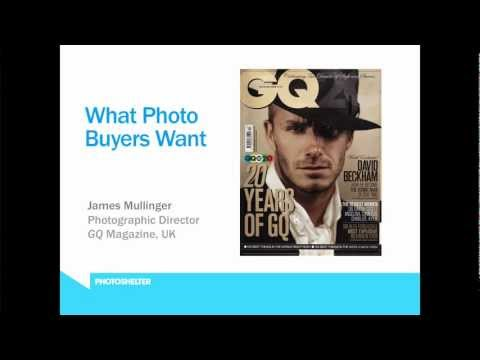 What Photo Buyers Want: James Mullinger from GQ UK