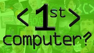 What Was Your 1st Computer? - Computerphile