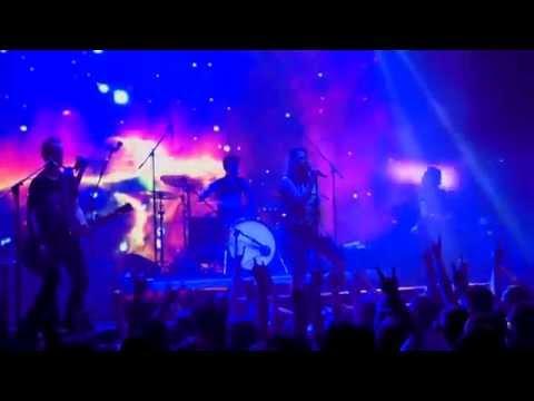 Tracktor Bowling - Бесконечность (Live in RED club, 2015-10-03)