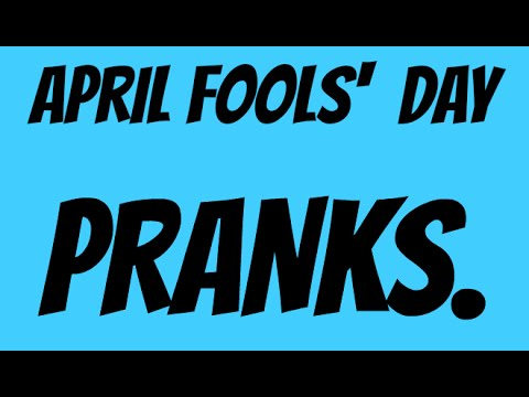 5 Awesome April Fools' Day Pranks To Play On Your Friends