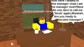 Roblox Work at a Pizza Place: How to Become the Manager (Patched)