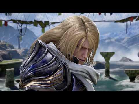 Soulcalibur 6 - Siegfried Character Announcement Trailer