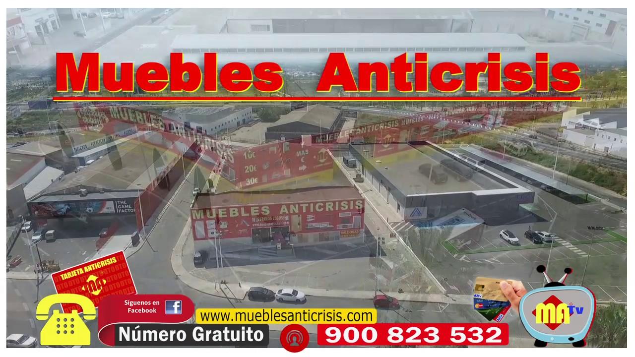 Tiendas Muebles Anticrisis Espana Youtube