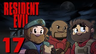 Resident Evil HD Remake | Let's Play Ep. 17 | Super Beard Bros.