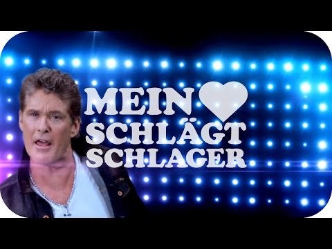 David Hasselhoff - It's A Real Good Feeling (Offizielles Video)