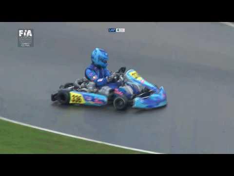 CIK FIA EUROPEAN CHAMPIONSHIP 2017 ROUND 3 KZ2 FINAL