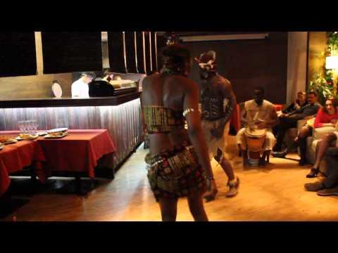 Афро Бенс - Корпоративный праздник в Ресторан-бар «SIDE» 27 декабря 2013