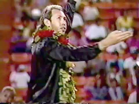 Ho'olokahi at Aloha Stadium, 1988