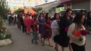 Huascato Peregrinación De Las Señoras