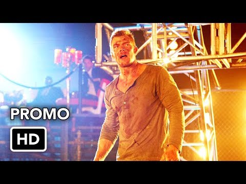"Blood Drive: 1x11 ""Episode Xi: Rise of the Primo"" - promo #01"