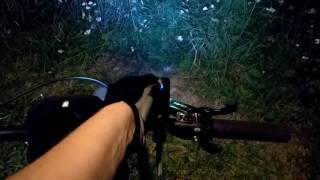ОЧЕНЬ КРУТОЙ велосипедный фонарь!!! Обзор на Whell Up 400!!!