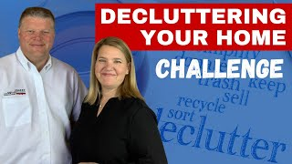 Where to start decluttering your home: 10 Day Decluttering Challenge | CHECKLIST DOWNLOAD
