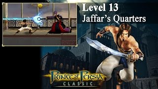 Prince of Persia Classic Gameplay - Level 13: Jaffars Quarters (Android/iOS)