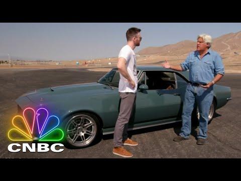Jay Leno's Garage: Chris Evans Shows Jay Leno His 1967 Chevy Camaro | CNBC Prime
