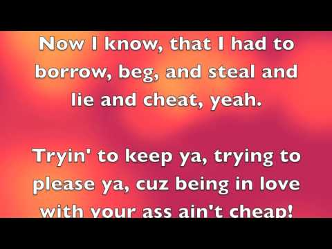 Cee Lo Green - Forget You (Karaoke Video) (Official Recording)