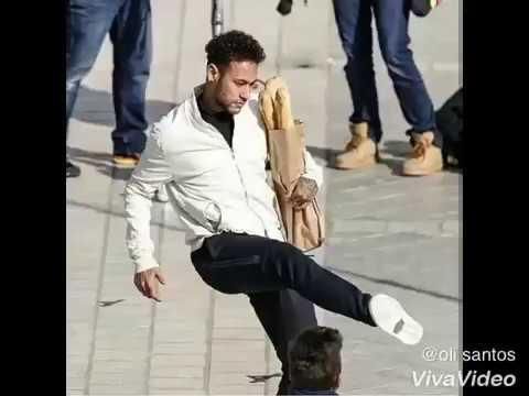 Neymar no job hoje