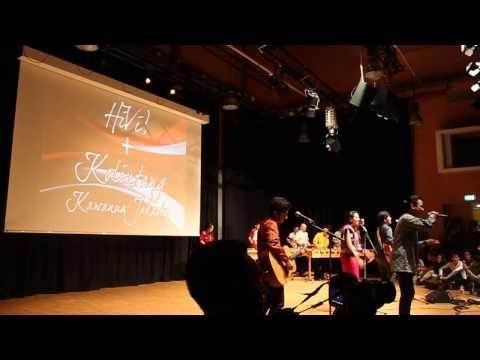 [Indonesian Night 2014] HiVi Group & Kolintang Kawanua - Lagu Belanda