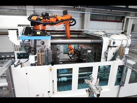KUKA Robots for Plastics Industry Oct 2013