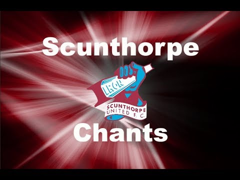 Scunthorpe United's Best Football Chants Video | HD W/ Lyrics ft. High Ho Scun United