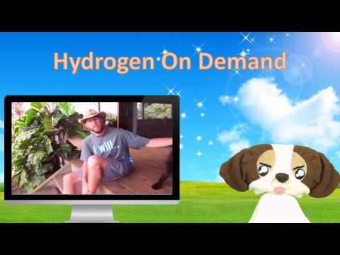 HHO - Hydrogen (on Demand) Breakthrough using Catalytic Carbon (CC-HOD)