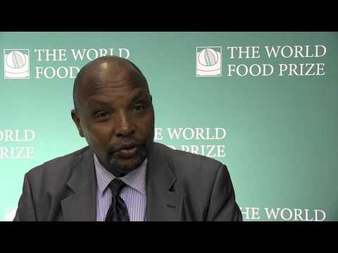 """Farmer Voices: """"Impacts and Opportunities of Global Climate Change"""" (from the 2013 World Food Prize)"""