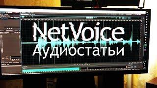 Подкаст NetVoice Аудиостатьи intro