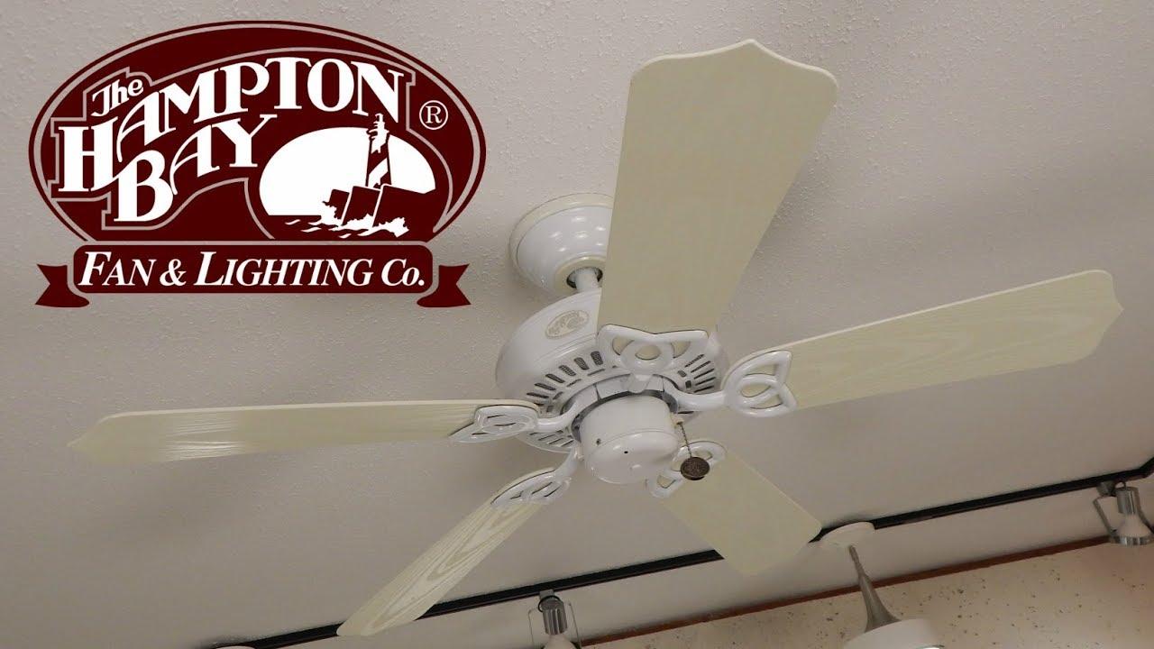 hampton bay gazebo ceiling fan 1080p hd remake youtube