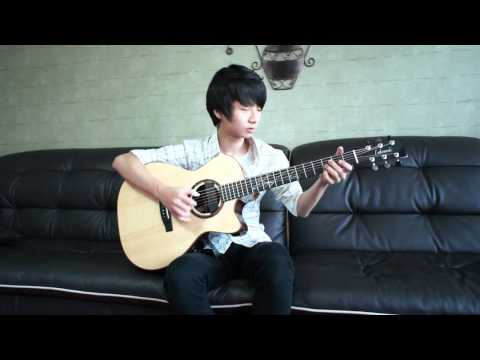 (Taylor Swift) Love Story - Sungha Jung