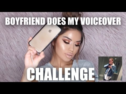 Thumbnail: BOYFRIEND does my Voiceover | iluvsarahii