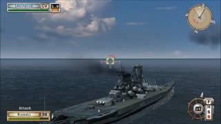 Battlestations: Midway Challenge Gameplay #6