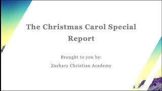 Gambar cover Zachary Christian Academy, A Ministry by Milldale Baptist Church