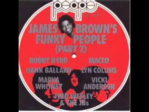 James Brown - Funk Mix (7 TB edit)