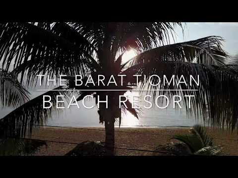 The Barat Tioman Beach Resort Malaysia - Dji Mavic Pro Litchi
