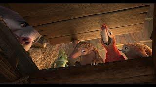 Робинзон Крузо: Очень обитаемый остров / The Wild Life (2016) Официальный трейлер HD