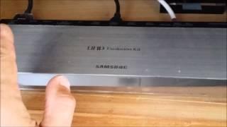Tuto mise à jour réception 4K/ultra HD série 9000 Samsung via astra 19.2 sud-est