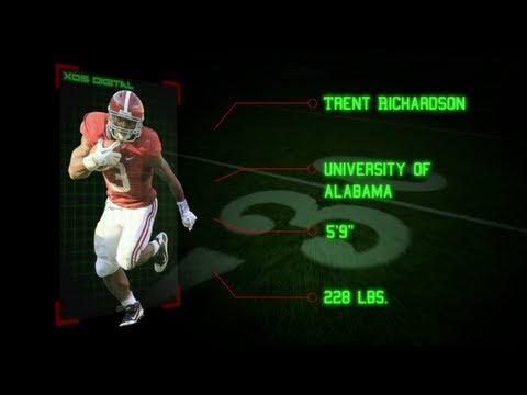 Trent Richardson, RB, Alabama - NFL Draft Preview